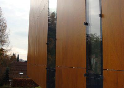 Reming - hliniková okna - fasády